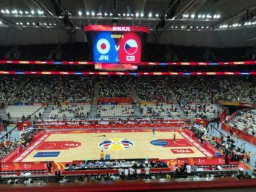 【中国⑦】バスケW杯@上海オリエンタルスポーツセンター・アリーナの感想《201909バスケW杯@上海の旅》