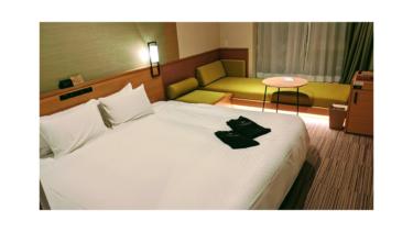USJ「ザ シンギュラリティホテル&スカイスパ」宿泊記。サウナ好きには嬉しいホテル《201912大阪④》
