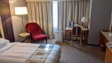 夢を見て福岡 #2:「ホテルニューオータニ博多」宿泊記