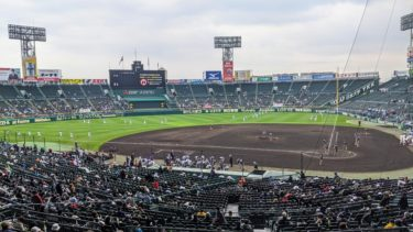 ANAで行く,大阪・甲子園観戦1泊2日旅行記