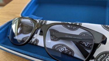 Zoffのカラーレンズで「度付きサングラス」を作りました