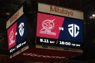 新チームの門出。「川崎ブレイブサンダース vs アルティーリ千葉」観戦レポート